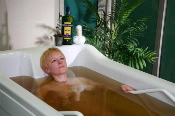 лечебная ванна при гипертонии
